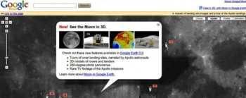 Google Moon en 3d