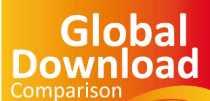 Velocidad de internet en el mundo infografía comparación de velocidades de internet en todo el mundo