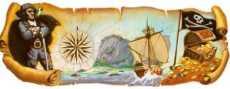 Robert Louis Stevenson logo de Google, doodle Robert Louis Stevenson