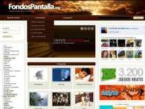 Protectores de pantalla FondosPantalla.org screen savers fondos de pantalla gratis