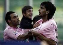 3 goles de Pastore Palermo 3 Catania 1, goles de Javier Pastore, video de Javier Pastore