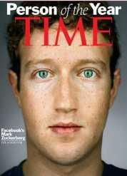 Mark Zuckerberg hombre del año para la revista Time