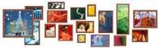Google logo de navidad 2010
