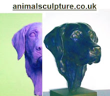 Dog Sculpture Portraits