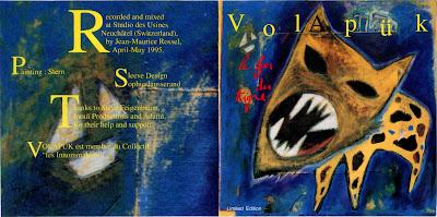 VolapГјk - Le Feu Du Tige [1995]