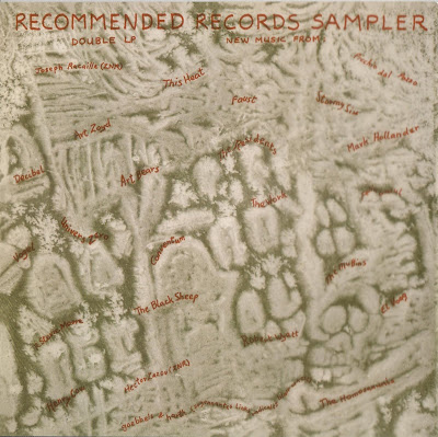 Various Artists - The Recommended Records Sampler [1982]