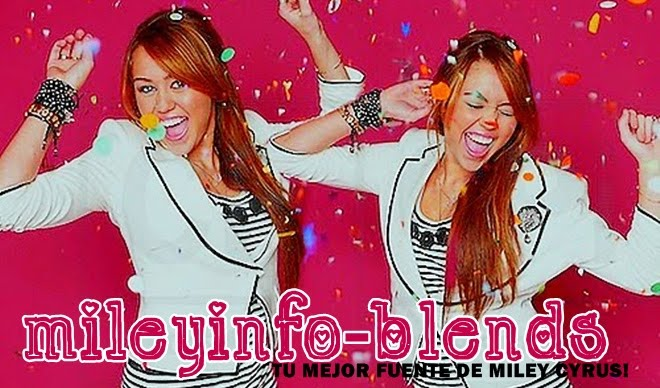 MileyInfo-Blends