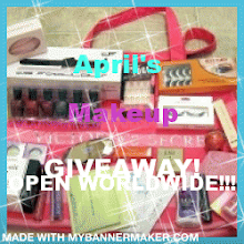 April&#39;s Worldwide Giveaway