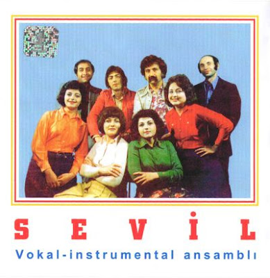 Sevil - Vocal Instrumental Ensemble-Gara gashyn vasmasi