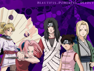 fantasy wallpapers women. Women Wallpapers, anime naruto