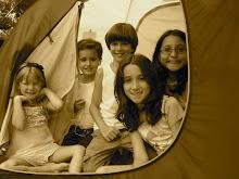 Dedico o Blogger a todas as crianças, em especial ás minhas filhas Ana Elisa e Isabela e sobrinhos