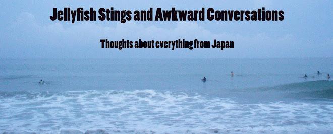 Jellyfish Stings and Awkward Conversations
