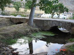 Puente sobre el Tajuña