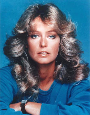 farrah fawcett iconic hairstyles, celebrity hairstyles, famous hair,