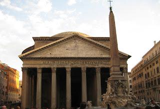 Rome Parthenon