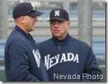 Nevada baseball coaches.