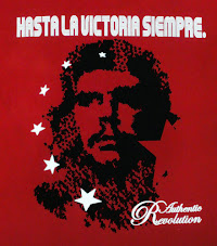 Official Che Guevara T-Shirt (authorized by Guevara family & the Cuban govt)