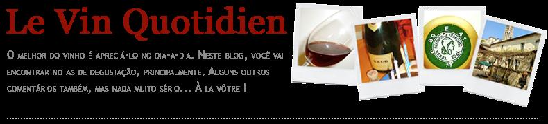 Le Vin Quotidien | por Gabriel Aleixo
