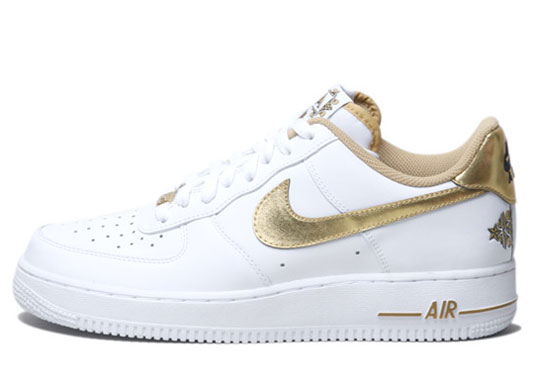 nike air force 1 dorados