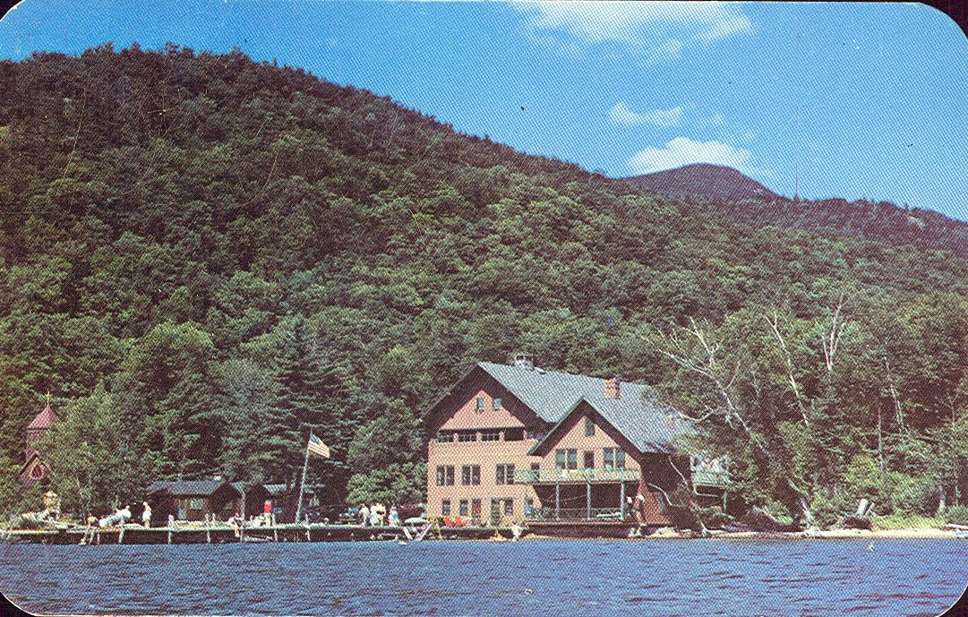 Blue Mountain Lake Hotels New York