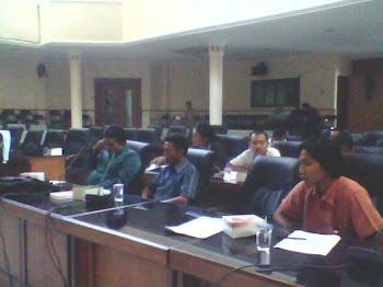 Audensi Dengan Anggota DPRD Kab. Subang