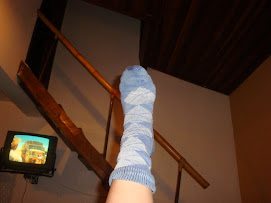 Minha meia preferida!