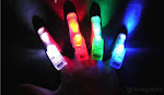 LASER LED FINGER