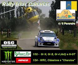 Rally Islas Canarias 2011