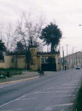 Portico del regimiento