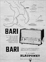 Radios de los años 60'
