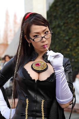 Sexys fotos de chicas orientales en cosplay en Chavas y Mas