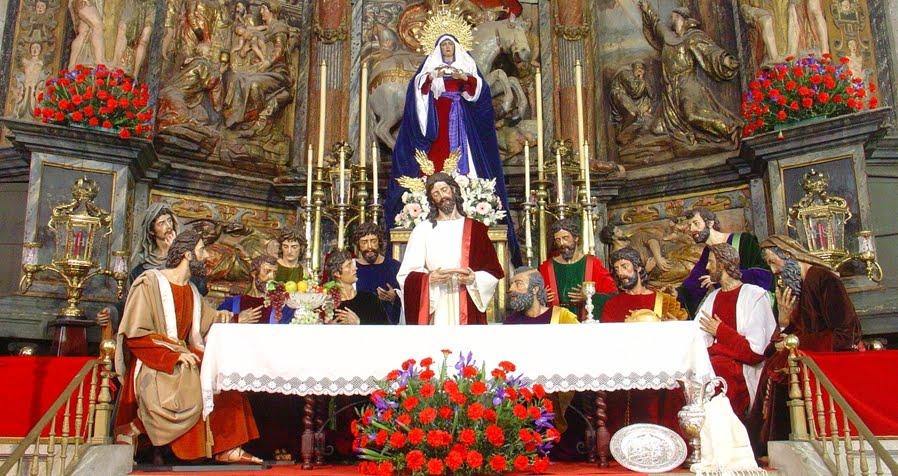 Cofradía de la Sagrada Cena Cáceres