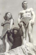 Tarzan  Jane e a macaca Chita