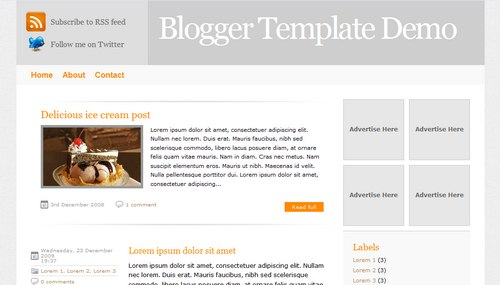 NewzMag Blogger Toolbox: Fresh, Free and Stunning Blogger Templates