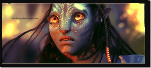 Avatar+Neytiri+wip+stages Avatar: The Movie   Photo Manipulation, Fan Art Wallpapers, Video Tutorials
