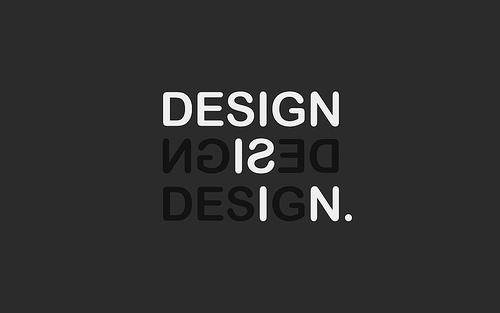 "Design+is+in. 70+ Super Creative Wallpapers ""About Design"""