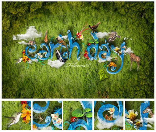 Earth+Day+by+FaMz+da Inspirational Posters and Advertisements Dedicated to Earth Day | Part 1