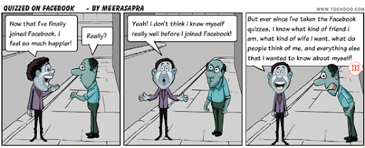quizzed+of+facebook 40+ Hilarious Facebook Comic Strips
