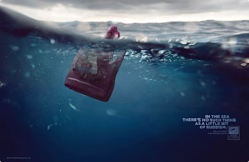 waste+detergent+bottle 27 Alarming Advertisements Dedicated to Earth Day | Part  2