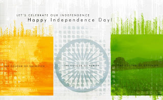 INDIA CELEBRATES INDEPENDECE DAY