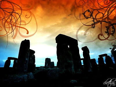 7 seven wonders of the world edited stonehenge