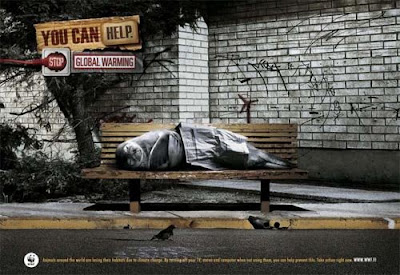 wwf 2000 Astonishing Animal Advertisements Creating Awareness