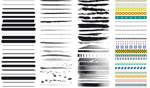 Standard brushes CS4   Part I by Possy73 A Huge Compilation of 1000+ High Quality Adobe Illustrator Brushes