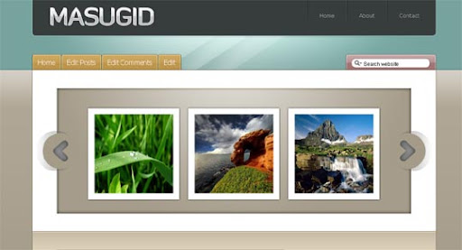 Masugid Huge Compilation of Best Blogger Templates Released in 2010 | Blogspot Toolbox