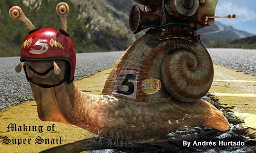 Making+of+Super+Snail Ultimate Round Up of Exceptional Cinema 4D Tutorials and Screencasts