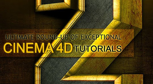 Cinema 4D C4D Tutorials video how to download template