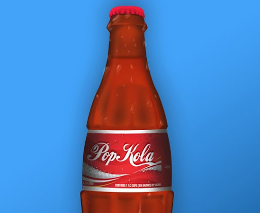 Create+a+Realistic+Soda+Bottle+in+Photoshop 75+ Fresh Photoshop Tutorials From 2010