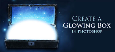 how to make a stylish glowing box in photoshop Designers Digest  Resources and Inspiration for Designers!