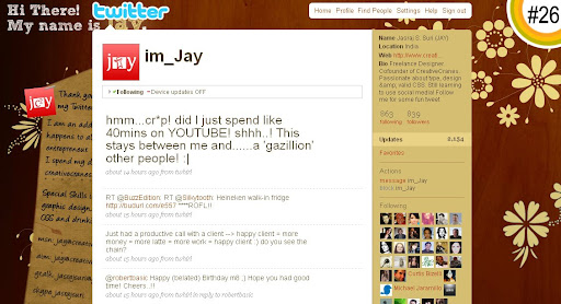 im Jay 100+ Incredible Twitter Backgrounds