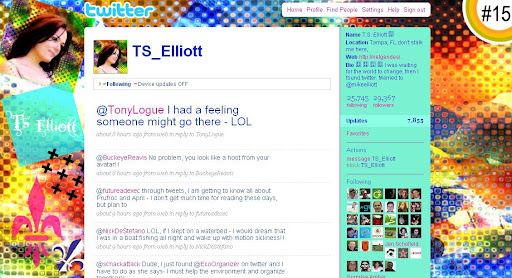 TS Elliott 100+ Incredible Twitter Backgrounds